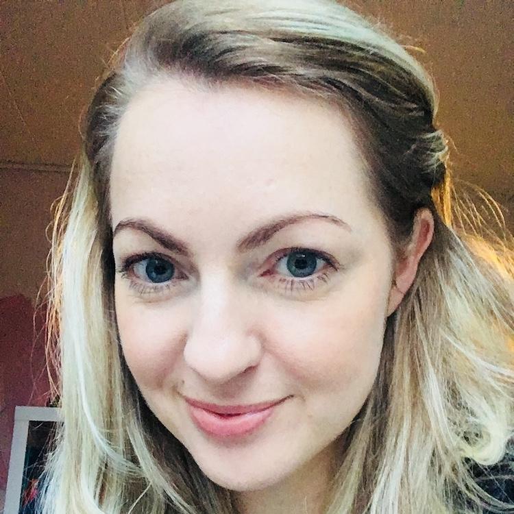 Marina Skok Nielsen portrait