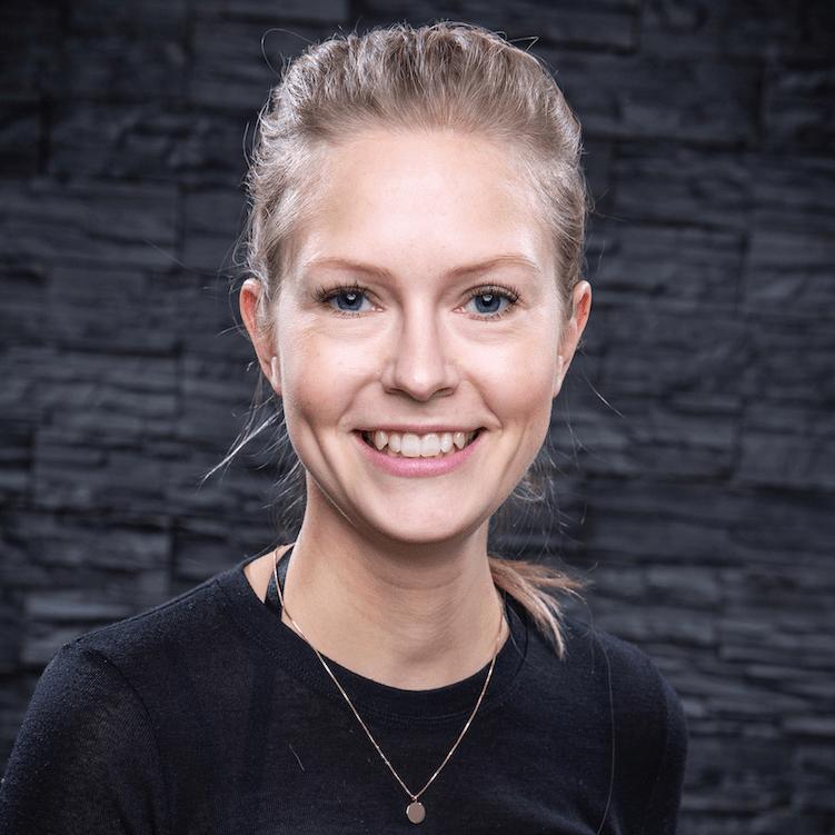 Ina Victoria Haller portrait