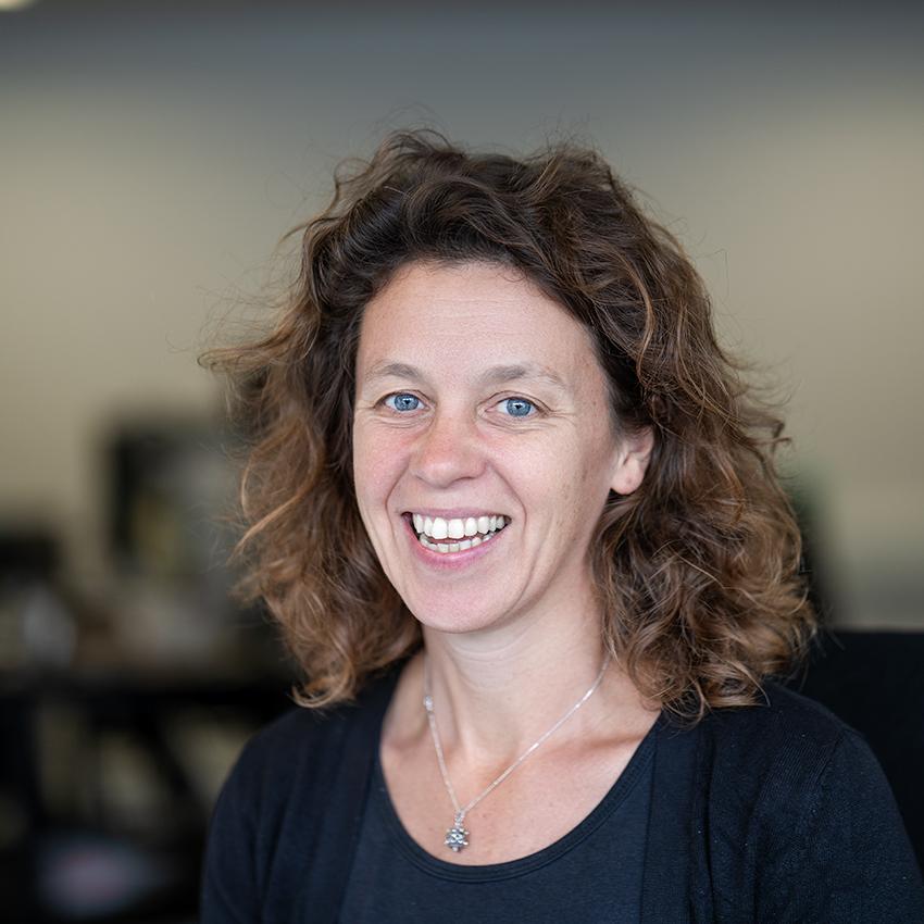 Nicole van Beek portrait