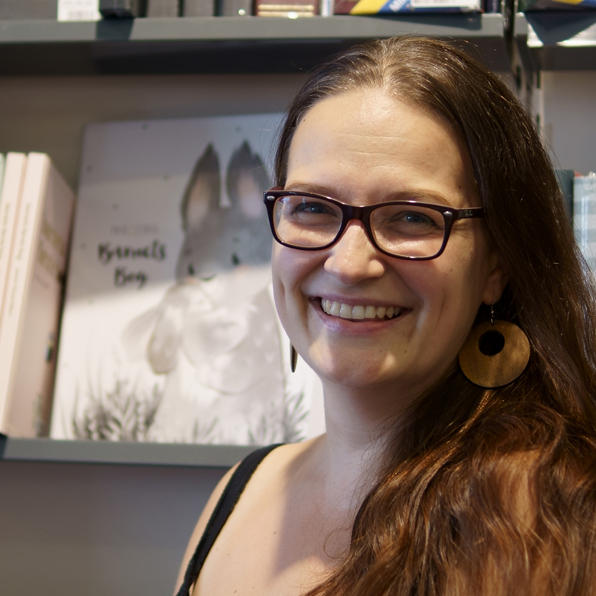 Ewa Delgado portrait